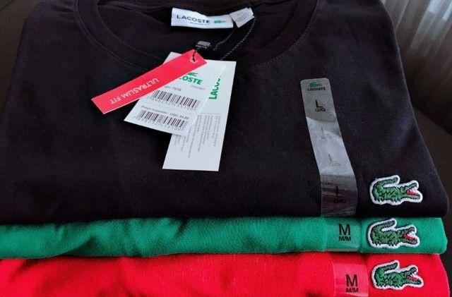 camisetas basicas atacado masculinas peruanas  - Foto 4