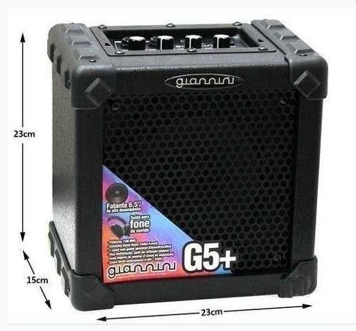Amplificador Guitarra Giannini G5 - Foto 6