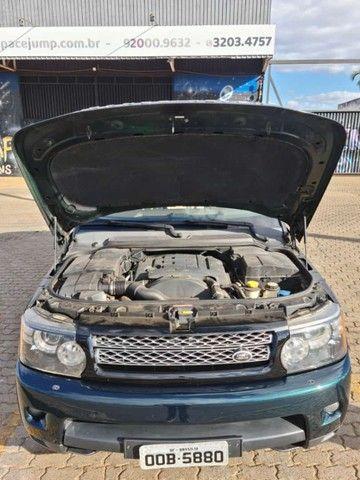 Range Rover Sport SE 3.0 4x4 TDV6 Diesel/ impecável/ revisada/ pneus novos - Foto 13