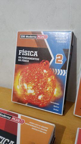 Kit Apostilas Moderna Plus Enem (vários) - Foto 4