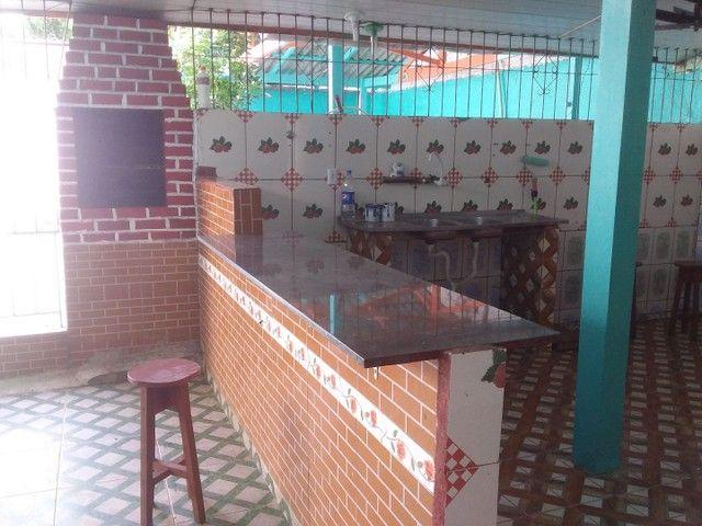 Casa piscina churrasqueira e área coberta pra academia  - Foto 3
