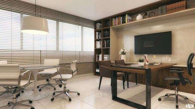 Torreão Executive Plaza - Salas de 27 a 29m² - 1 banheiro - Campo Grande, Recife - PE - Foto 4