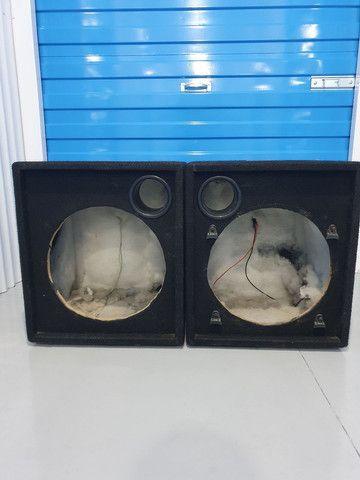 Caixas de subgrave vazias (Cubo) - Foto 2