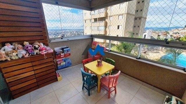 Apartamento à venda com 3 dormitórios em São lucas, Belo horizonte cod:ALM1650 - Foto 3