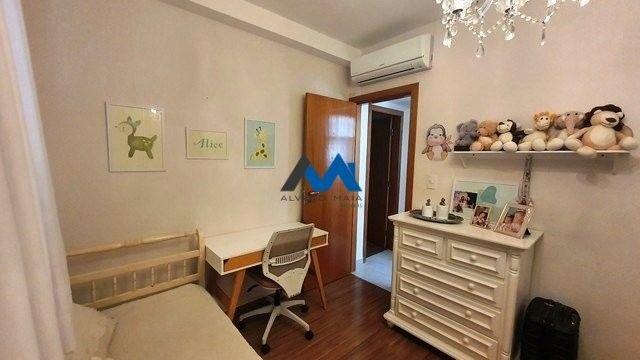Apartamento à venda com 3 dormitórios em São lucas, Belo horizonte cod:ALM1650 - Foto 9