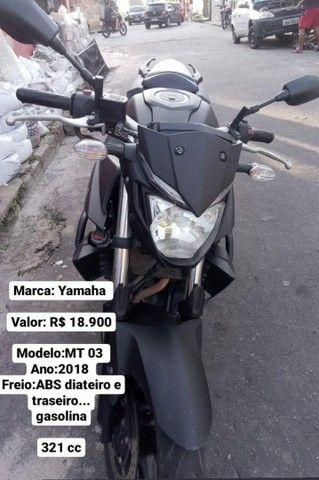 Moto Yamaha MT 03  - Foto 6