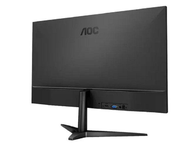 Monitor para Pc AOC B1 22B1H 21,5? LED - Widescreen Full HD Hdmi Vga  - Foto 4