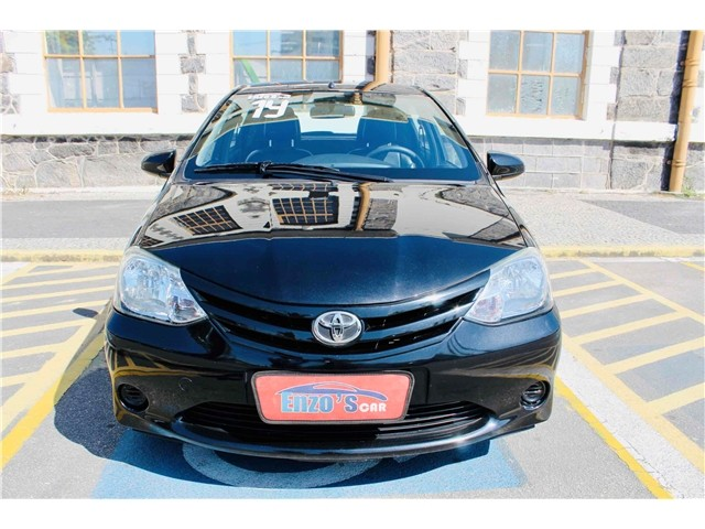 Toyota Etios 2014 1.5 xs 16v flex 4p manual - Foto 8