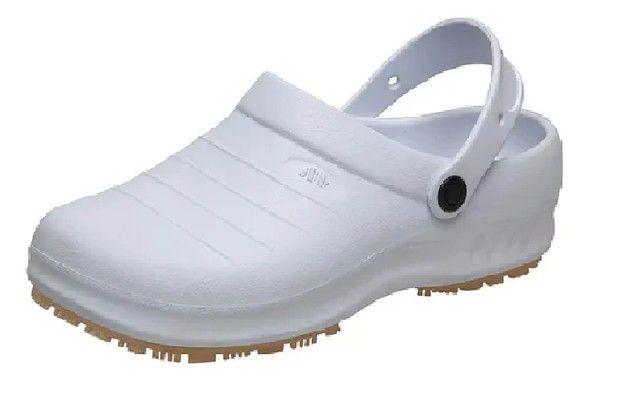 Sapato de EVA Crocs - Solado latex borracha full grip - CA 39835 - Marluvas