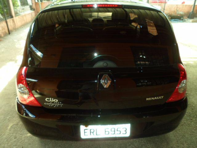 renault clio 1 0 8v campus 2010 2010 carros agronomia porto alegre olx. Black Bedroom Furniture Sets. Home Design Ideas