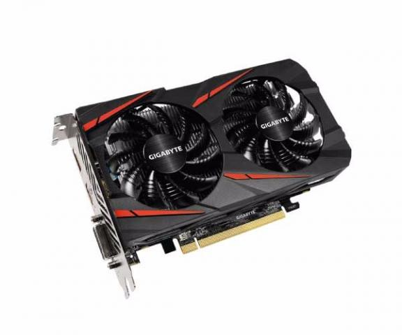 Placa de Video RX 550 2GB