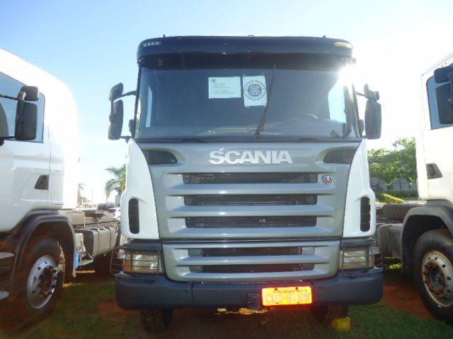 G 470 6X4 Boogie Pesado 2009