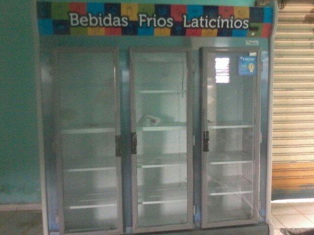 Freezer 3 portas. melhor da categoria