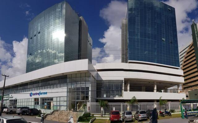 Lagoa Corporate - salas em prédio com alta tecnologia e HELIponto
