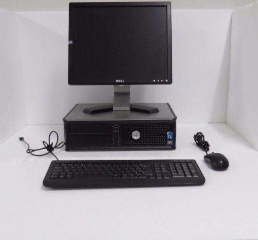 Cpu Dell Optiplex 380 Dualcore 3.2 Hd 250gb+4mb Ddr3+wi-fi+monitor Dell 17 Pol - Foto 2