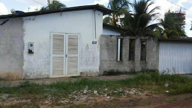 Casa pra venda ou troca localizada no porto grande