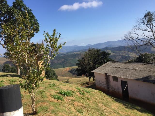 Sítio espetacular em Santa Teresa, caravaggio vista eterna para o vale - Foto 7