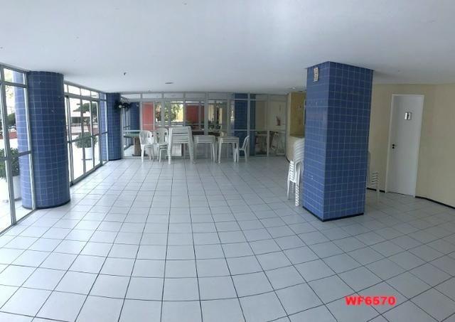 Navegantes e Meridiano, apartamento com 2 quartos, projetado, Parque Iracema, próx BR 116 - Foto 15