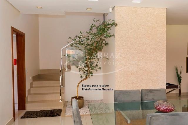 Maravilhoso sobrado para venda em Cravinhos no Condominio Acacias Village, 4 dormitorios s - Foto 16