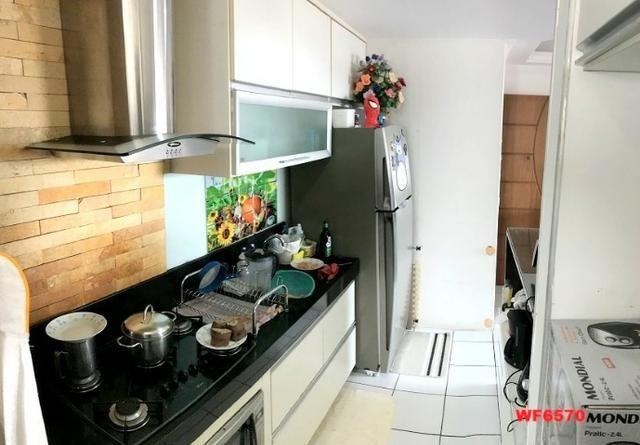 Navegantes e Meridiano, apartamento com 2 quartos, projetado, Parque Iracema, próx BR 116 - Foto 7