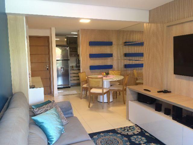 Terraço Residense em Pirangi Praia, mobiliado, com 03 quartos mais dependência completa