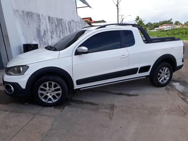 Saveiro Cross G6 2014 Top