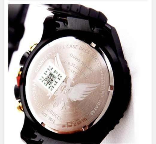 b1df686a153 Relógio Flamengo edição limitada 120 anos . NOVO - Bijouterias ...