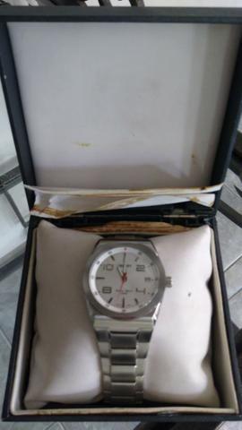 51ca3196833 Relógio Masculino Oriente na embalagem com nota fiscal