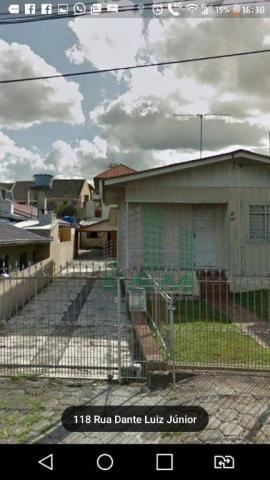 Terreno à venda, 624 m² por R$ 920.000 - Capão Raso - Curitiba/PR - Foto 5