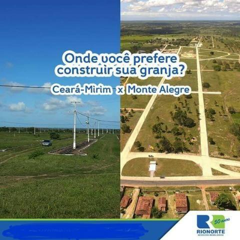 Terreno para mini - granja ( Ceara mirim) 25 x 40 - Foto 5