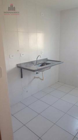 Apartamento à venda, 53 m² por r$ 185.000,00 - jardim satélite - são josé dos campos/sp - Foto 3