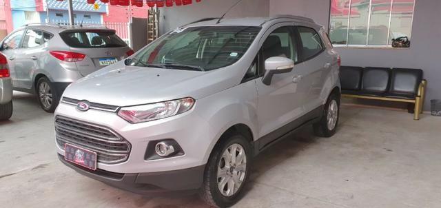 Ford Ecosport Freestyle 2.0 Automática 4p * Carro Muito Novo * *