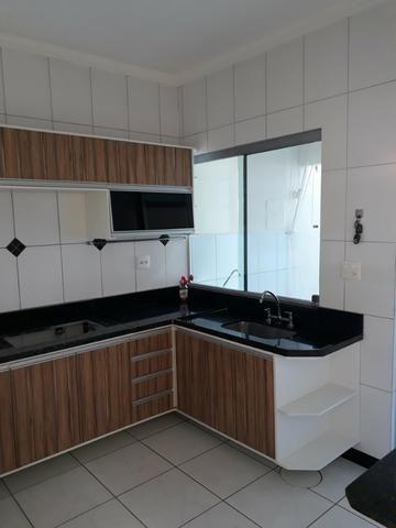 (R$290.000) Casa Seminova c/ Garagem p/ 02 Carros e Área Gourmet - Bairro Morada do Vale - Foto 9