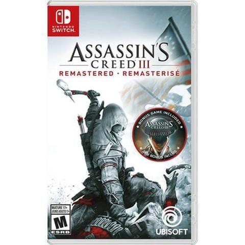 Assassin?s Creed III: Remastered - Nintendo Switch