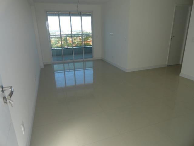 AP0287 - Apartamento 105 m², 3 Suítes, 2 Vagas, Ed. Hebron, Jardim das Oliveiras - Foto 6