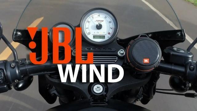 Oferta Caixa Bluetooth JBL Wind Original - Foto 11