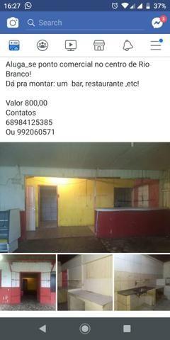 Aluga-se ponto comercial no centro de Rio Branco - Foto 4