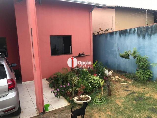 Casa com 3 dormitórios à venda, 91 m² por r$ 175.000,00 - loteamento residencial américa - - Foto 2