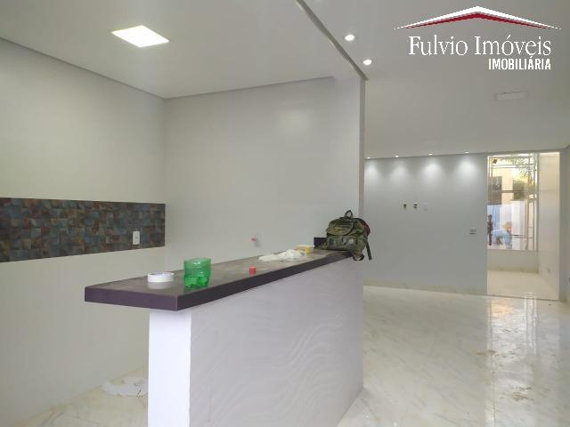 Casa exuberante de Alto Padrão com 02 suítes, 01 closet e churrasqueira - Foto 5