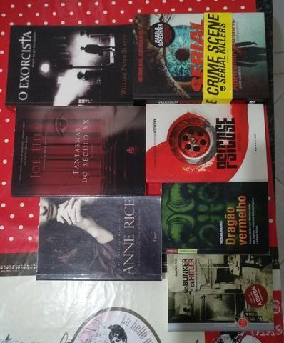 7 Livros por 100 reais