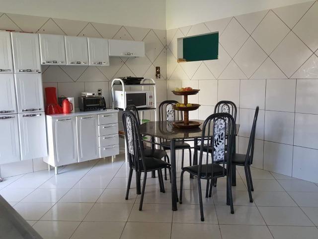 Ótima casa, toda na laje, 03 quartos! Lote de 500m² na Colônia Agrícola Samambaia - Foto 11