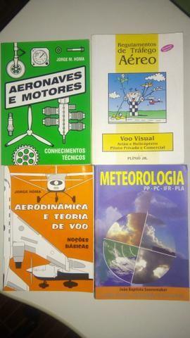 Kit Livros Piloto Privado + Computador de Voo - Foto 3