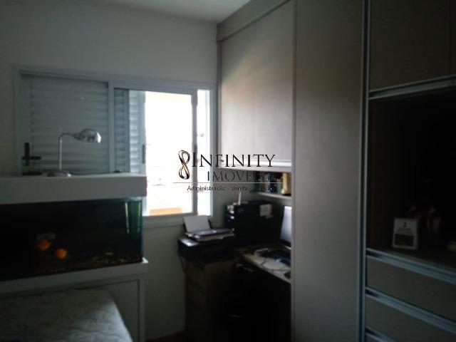 INF848 Lindo apartamento na Vila Betânia com 120 mt com sol da manhã - Foto 10