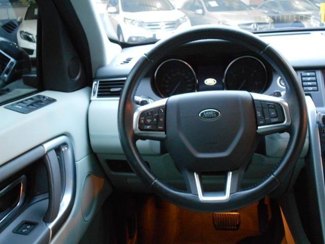 Land Rover Discovery Sport Sd4 Turbo Diesel Automático - Foto 14