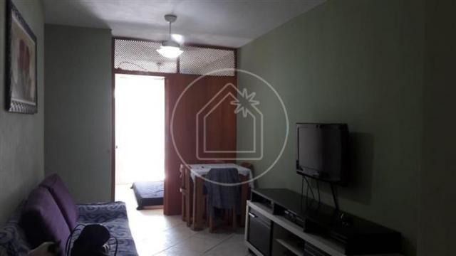 Apartamento à venda com 3 dormitórios em Catete, Rio de janeiro cod:861907 - Foto 3