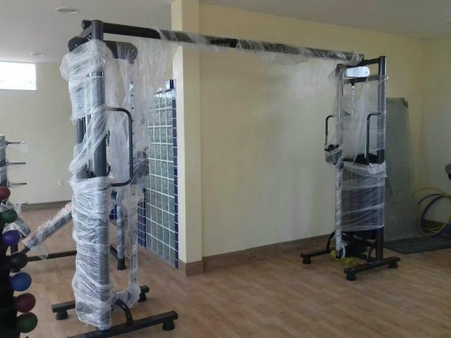 Academia Completa Equipamentos de Musculação Newlife Premium - Foto 2