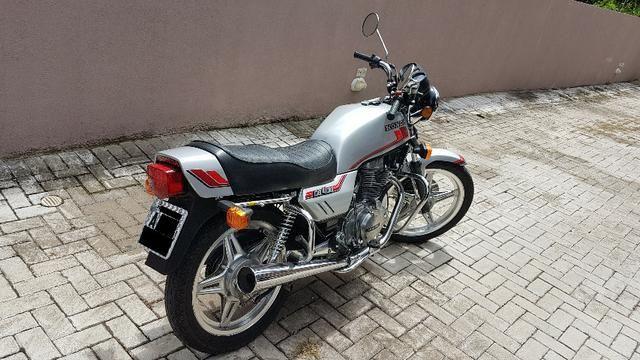 Honda /Cb 400 1983/1984 - Foto 2
