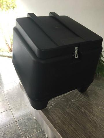 Baú de moto/caixa de entrega para moto