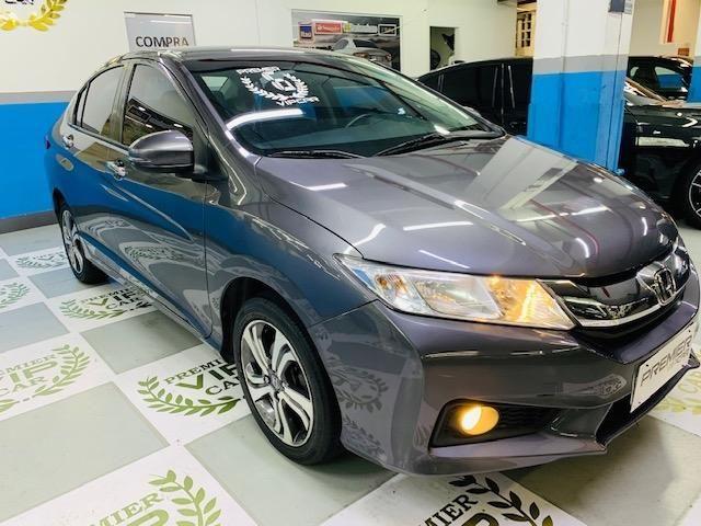 Honda City 1.5 ex 16v flex 4p automático - Foto 3