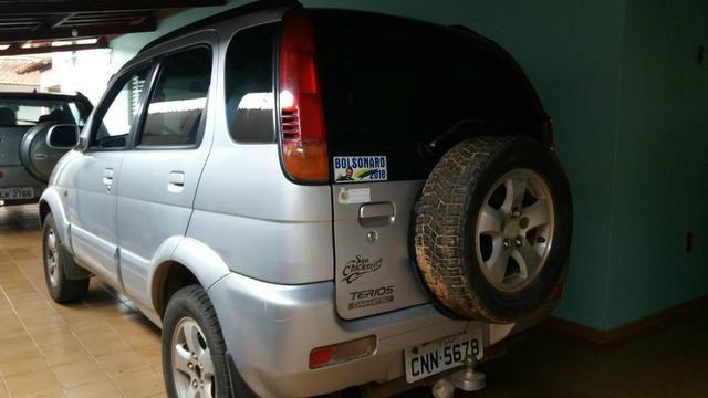 Jipe Daihatsu Terios 4x4 - Foto 3